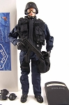Hot Toys LAPD SWAT:  2001 GI Joe Int'l Conventional  Special