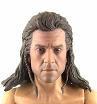 William Wallace Head Sculpt <BR>No Warpaint version