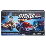 50th Ann. GI Joe<BR>Desert Duel Vehicle & Figure Pack<BR>(1:18 Scale)