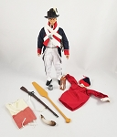US Army Enlisted Soldier Uniform Set: Corps of Discovery