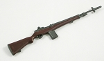 M14 Rifle, Brown (No Sling)