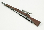 Rifle: M1903 Springfield w/ Scope