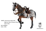 Horse Armor Made for Duke of Saxony-Coburg<BR>PRE-ORDER: ETA Q2 2020