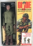 40th Anniversary Action Soldier African American w/box