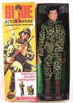 40th Anniversary Action Marine Figure with Box  (Cloth Cap)