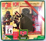 40th Anniversary #14 Action Soldier/Command Post set, Afr Amer