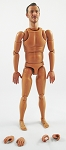 Nude Roy Figure with Hand Assortment