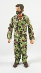 Button Front Jumpsuit (Gearhead Camo)