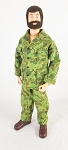 BDU Jacket and Pants ( Mitchell Camo)