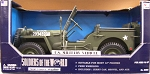 Soldiers of the World WWII Jeep, OD Green