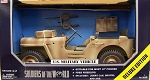 Soldiers of the World WWII Jeep SAS Desert Version