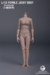 1:12 Scale Female Body (Tan)