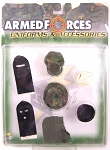 Armed Forces Headgear set