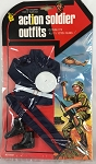 Action Soldier Outfits: Marine Dress <br> Vintage GI Joe Knock Off