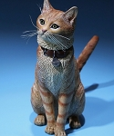 Felis Catus (Domestic Cat) - Orange<br>PRE-ORDER: ETA Q4 2019