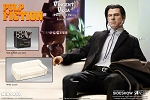 Pulp Fiction: Vincent Vega with Ponytail (Deluxe Edition)<BR>PRE-ORDER: ETA Q3 2020