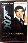 James Bond: Goldeneye Sean Bean as Alec Trevalyn - C-8 Box, Opened