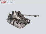 1:6 Marder III German Tank Destroyer, Desert Yellow<BR>FREE SHIPPING<br>PRE-ORDER: ETA Q4 2021