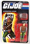 3 3/4 GI Joe 'Budo'  Funskool (India)