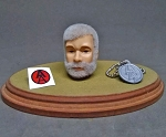 Mexico Joe Head Sculpt Set (Gray Beard)