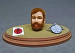 Mexico Joe Head Sculpt Set (Red Beard)