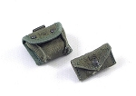 M1942 Carlisle Bandage & First Aid Jungle Pouches<BR>