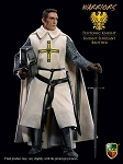 Teutonic Knight<BR>Knight Sergeant Brother<BR>PRE-ORDER: ETA Q4 2019