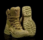 Spider Tactical Boots <BR>(Tan)