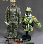 Waffen SS Machine Gunner Uniform Set (Battle of the Bulge)<br><b>Save $18!!</b>