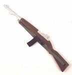 M1 Carbine (Brown) (Action Man 40th Ann.)