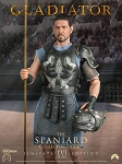 Gladiator: The Spaniard<BR>PRE-ORDER: ETA Q4 2018