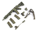 ATACS AU CAR-15 Rifle Set<BR>