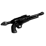 Space Pirate Hand Gun Black