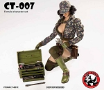 Handywoman Outfit & Head Sculpt Set (Camo)