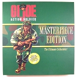 Masterpiece Edition Action Soldier, Afr Amer
