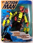 Action Man: Scuba Diver Figure