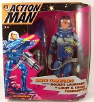 Action Man: Space Commando Figure