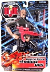 GI Joe 2010 Operation Shadow Ops Afr Amer
