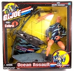 GI Joe Vs Cobra: Ocean Assault w/Wet Suit Figure