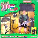 GI Joe Vs Cobra Air Assault w/Barrel Roll