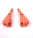 Hand Set: Reproduction<BR>Gripping Style<BR>
