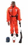 US Coast Guard Cold Water Immersion Suit,  Afr Amer, Loose