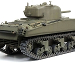 M4A3(75)W Sherman<BR>Tank Model Kit (1:6 Scale)<br> WAIT LIST ONLY