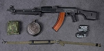 RPK-74M Light Machine Gun Set