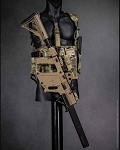 Vector SMG Tactical Set (Tan)<BR>PRE-ORDER: ETA Q2 2018