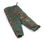 Italian Camouflage Overtrousers w/Leg Pocket<BR>