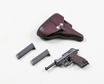 German Walther P38 Pistol and Holster<br>