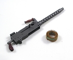 M1919A4 .30 Cal. Browning Light Machine Gun w/Ammo Belt<BR>