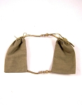 German Grenade Pouches (tan)<BR>