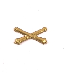 U.S. Army Artillery (Antique Brass)
